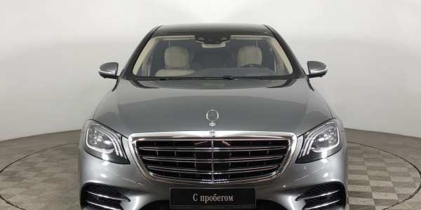 S 560 4MATIC седан
